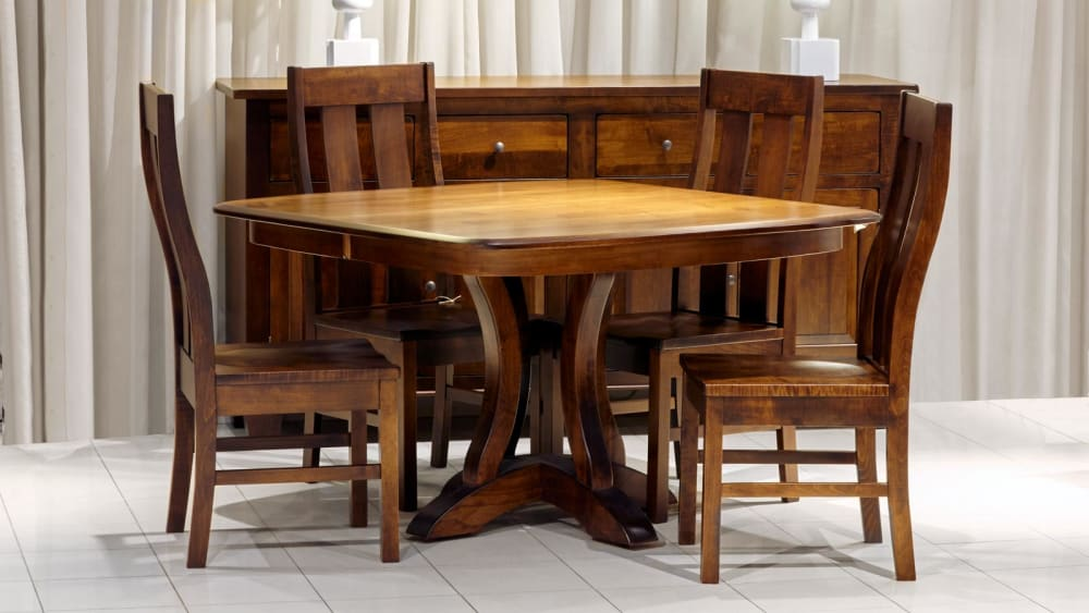 Richfield Table with Jersey Village Chairs, , small