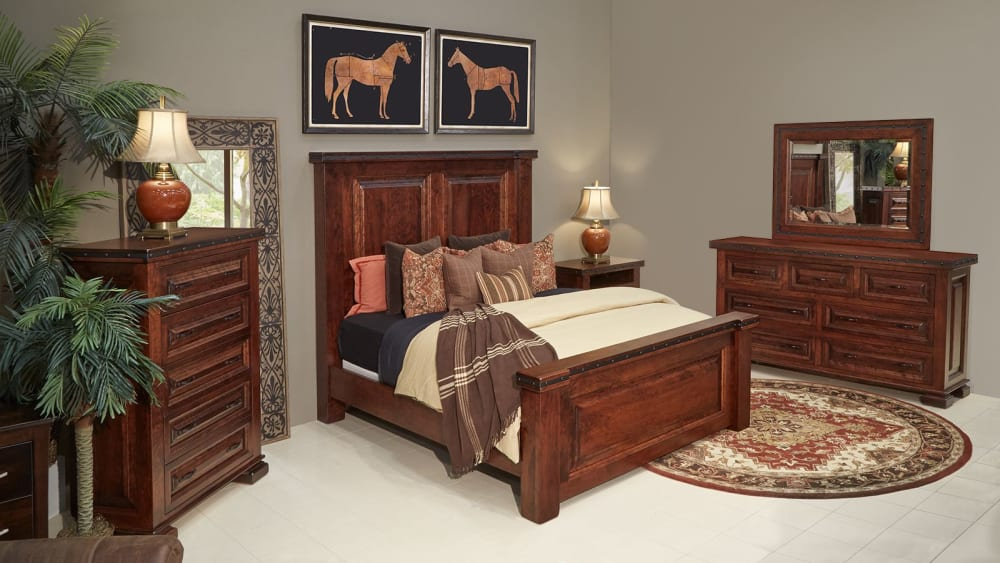 Big Bend King Bed