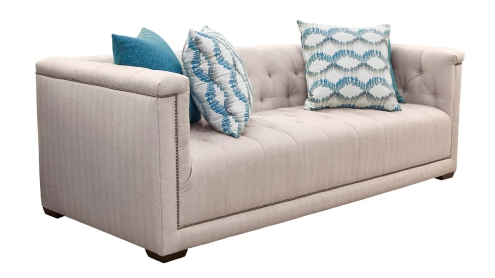 Roosevelt Estate Virgo Teal Sofa, , hi-res
