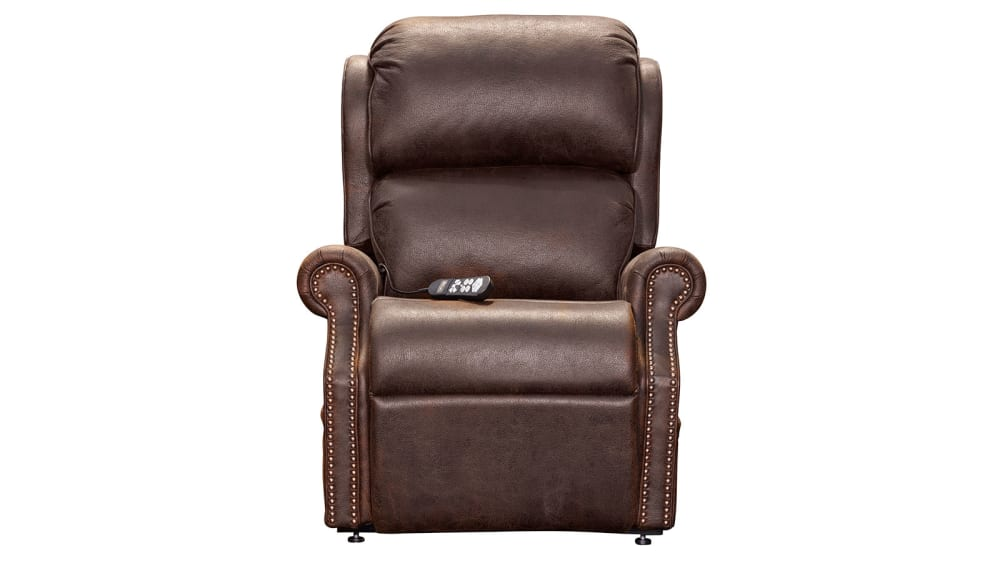 Bourbon Smoke Lift Chair