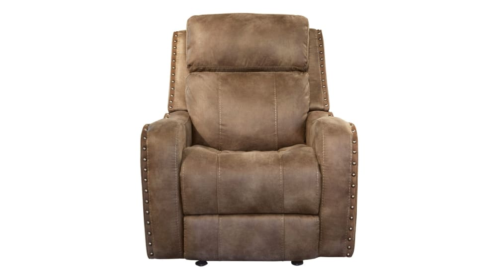 Alamo Power Glider Recliner W/Power Headrest