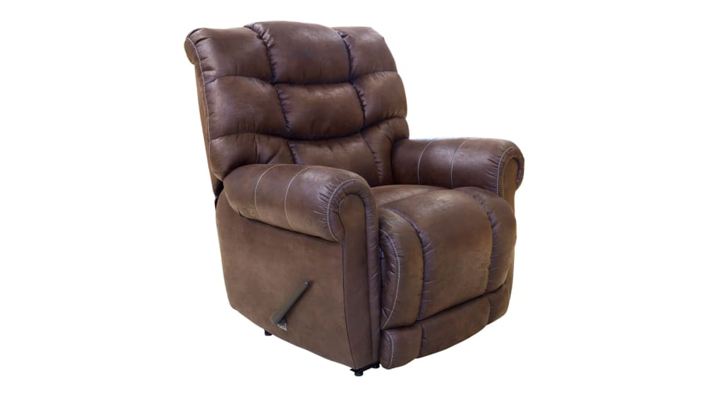 Tank Sable Chocolate Big Man Recliner