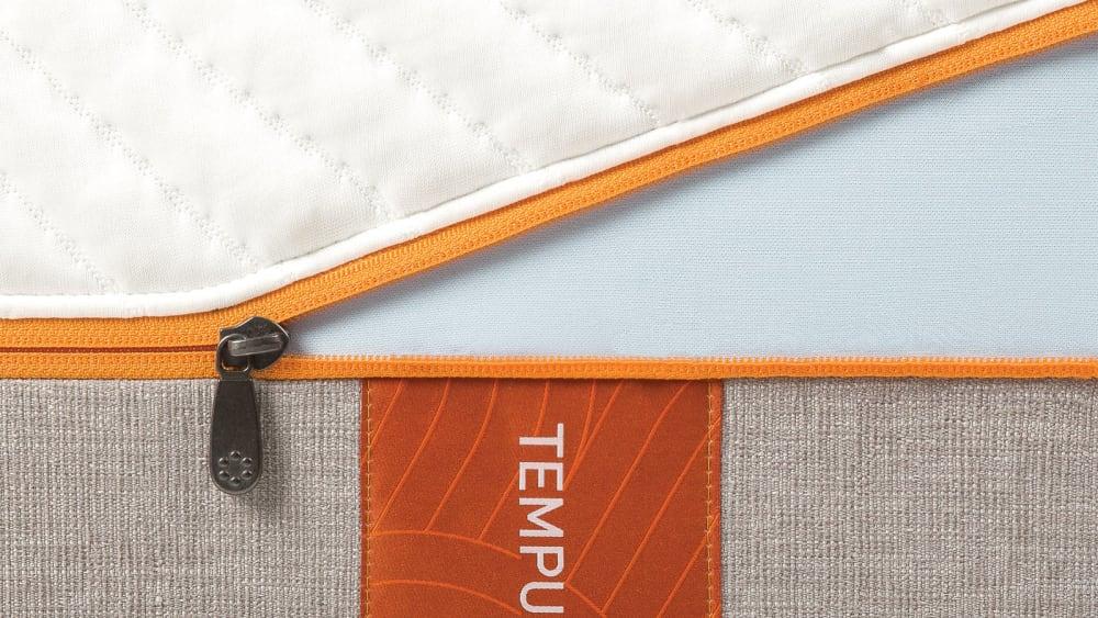 Queen Size TEMPUR-Pedic Contour Elite Medium Firm Mattress, , hi-res