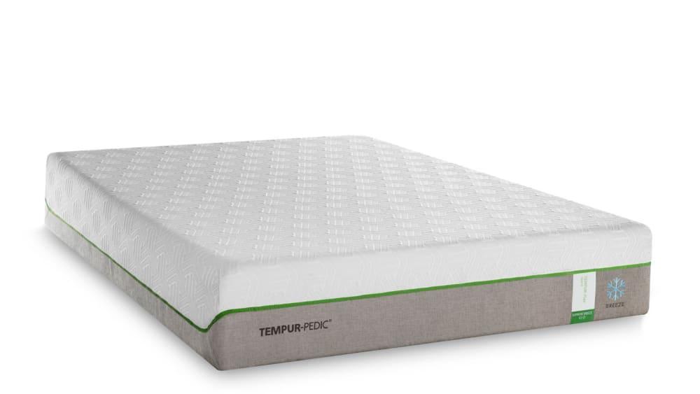 Twin XL Size Tempur-Pedic Flex Supreme Breeze Soft Mattress