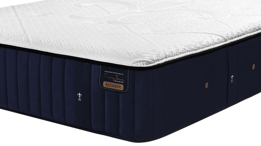 King Size S&F HEPBURN PLUSH RESERVE Mattress, , hi-res