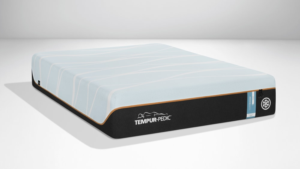 Queen Size Tempur-Pedic Luxe Breeze Firm Mattress