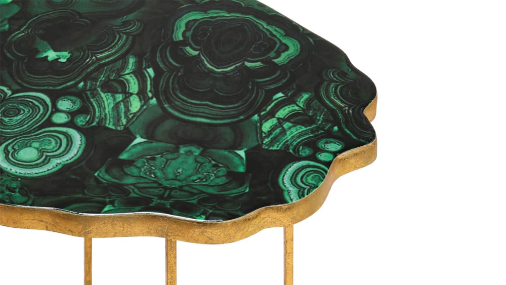 Lily Agate Side Table, , hi-res