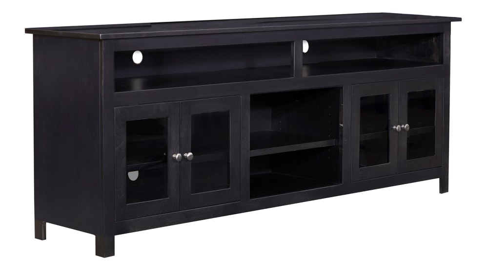 "Mission 84"" Slate TV Console"