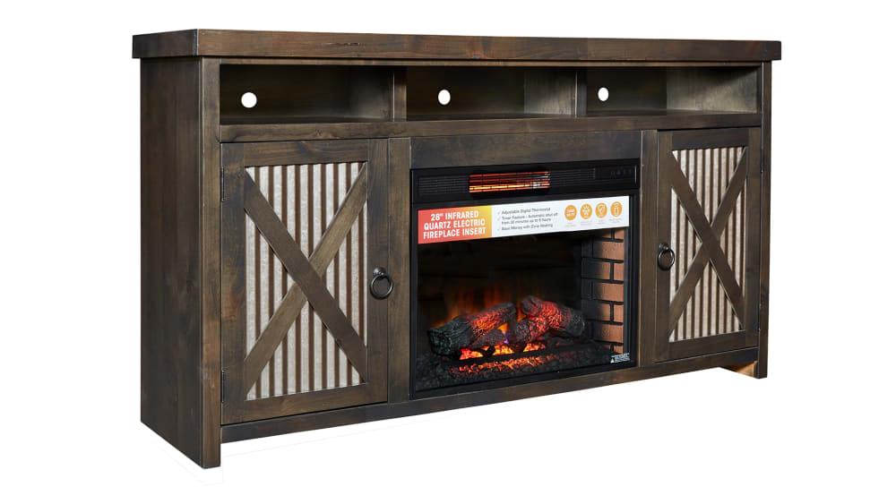 "Jackson Hole Jave 70"" Fireplace"