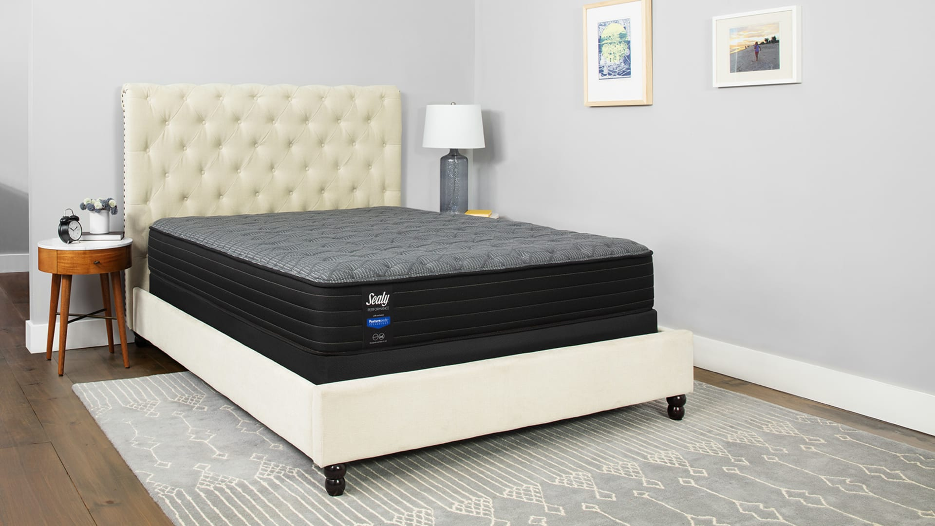 Queen Size Elm Avenue Plush Mattress