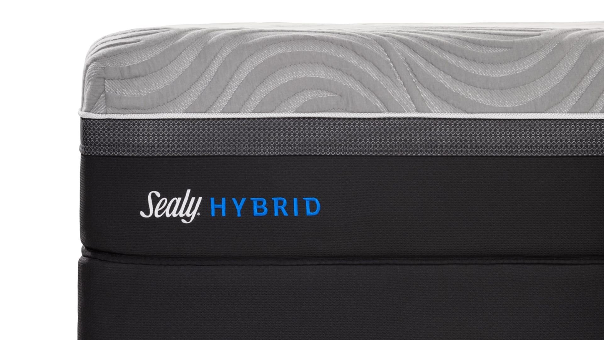 Queen Size Sealy Kelburn II Hybrid Mattress