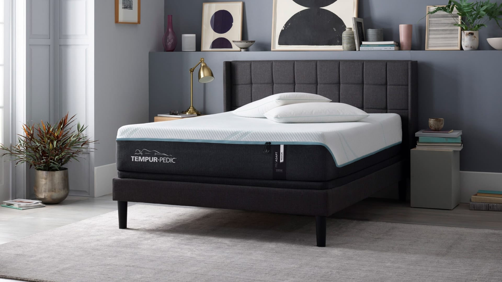 Queen Size Tempur-Pedic Pro Adapt Mattress