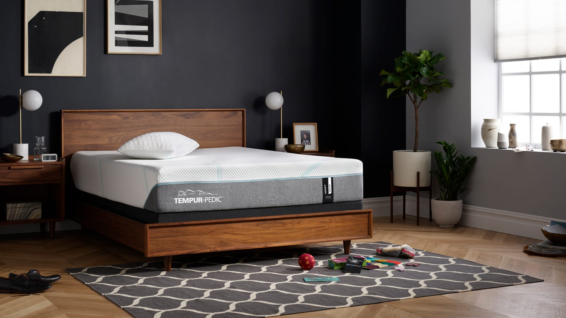 Full Size Tempur-Pedic Adapt Medium Mattress