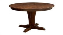 """Lufkin 54"""" Round Dining Table, , small"""
