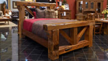 West Texas Wind Queen Bed, , small