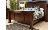 Galena Park King Bed