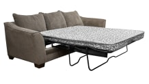 Milky Way Charcoal Queen Sleeper Sofa, , small