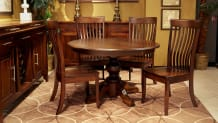 Baytown Table with Baytown Chairs