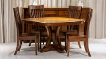 Richfield Table with Baytown Chairs