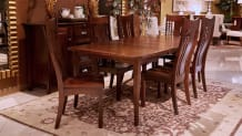 Verdi Dining Table with Chandler Chairs