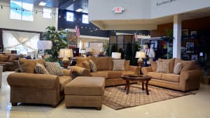 Smithfield Tan Living Room Collection, , hi-res