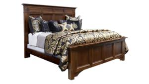 Montana Queen Bed, , hi-res