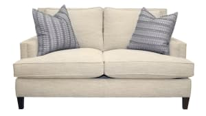 Bernhardt Loveseat, , hi-res