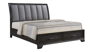 Import Jaymes King Bed