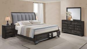 Import Jaymes Queen Bedroom Set