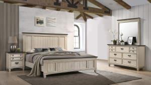 Import Sawyer Queen Bedroom Set