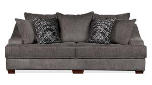 Kyle Charcoal Sofa