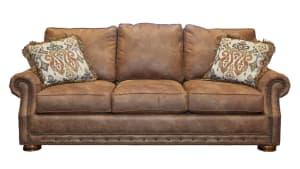 Palance Chestnut Sofa