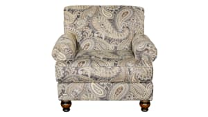 Silver City Accent Chair
