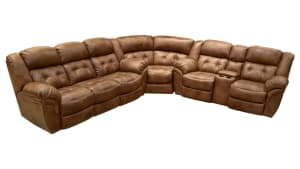 Cozy Corner Power Reclining Sectional