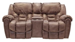 Surf Power Reclining Loveseat W/Console