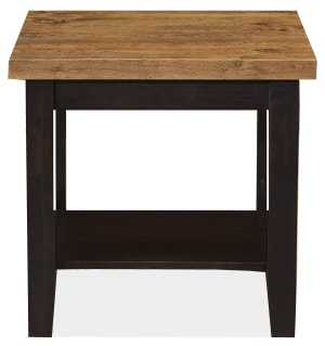 San Antonio Cherry and Maple End Table, , hi-res