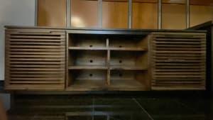 Graceland Bourbon TV Stand