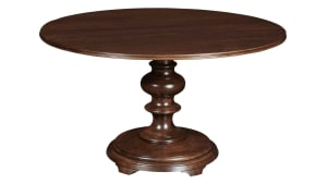 Stickley Finger Lakes Genoa Round Dining Table