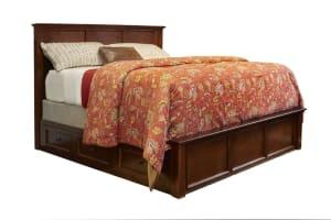 Lake Houston King Bed