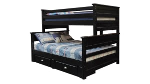 Turkey Creek Black Bottom Storage Drawers, , hi-res