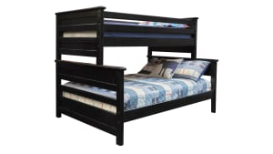 Turkey Creek Black Bunk Bed, , hi-res