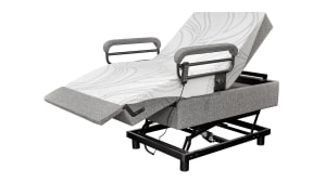 Twin Adjustable Bed/Lift Chair
