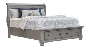 Reflections Queen Bed