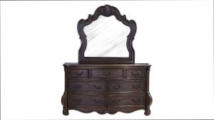 Rhapsody Dresser and Mirror