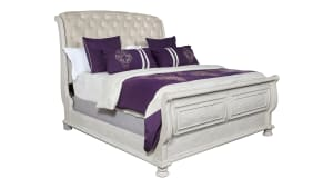 Import Barton Creek Queen Bed, , hi-res