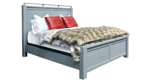 IMPORT BELLVILLE QUEEN BED, , hi-res