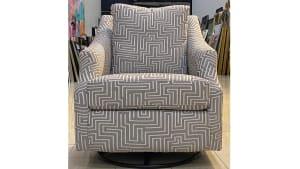 Flutter Dove Swivel Chair