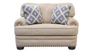 Degorgeous Ivory Chair