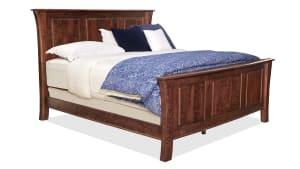 East Bernard King Bed