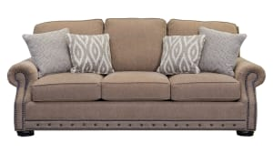 Evermore Oak Sofa
